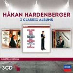 CD Three Classic Albums