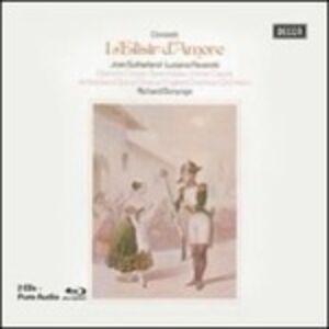 Foto Cover di L'elisir d'amore, CD di AA.VV prodotto da Decca