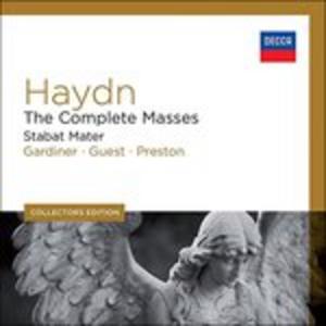 CD Messe complete - Stabat Mater di Franz Joseph Haydn