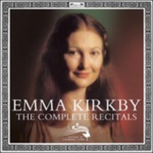 CD The Complete Recitals