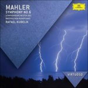 CD Sinfonia n.6 di Gustav Mahler