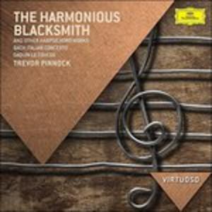 CD The Harmonious Blacksmith. Musica per clavicembalo