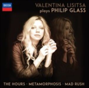 CD Lisitsa Plays Glass di Philip Glass