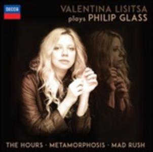 CD Lisitsa Plays Glass di Philip Glass