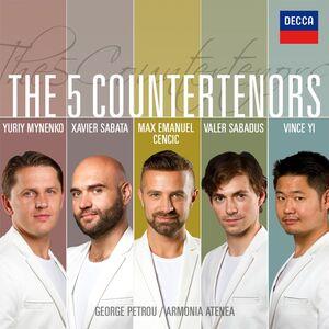 CD I 5 controtenori