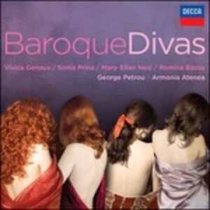CD Baroque Divas