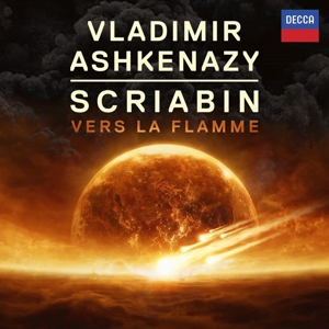 CD Vers la flamme di Alexander Nikolayevich Scriabin