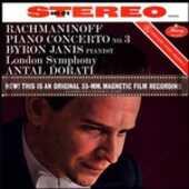 Vinile Concerto per pianoforte n.3 Sergei Vasilevich Rachmaninov Antal Dorati London Symphony Orchestra