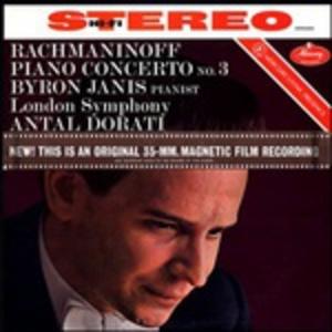 Vinile Concerto per pianoforte n.3 Sergei Vasilevich Rachmaninov