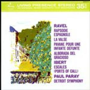 Vinile Rapsodie espagnole - La valse / Escales Maurice Ravel , Jacques Ibert