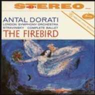 Vinile L'uccello di fuoco (L'oiseau de feu) Igor Stravinsky Antal Dorati London Symphony Orchestra