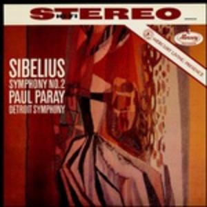 Vinile Sinfonia n.2 Jean Sibelius