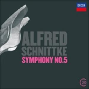 CD Sinfonia n.5 - Concerti grossi n.4, n.5 di Alfred Schnittke