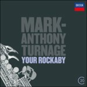 CD Your Rockaby - Night Dances di Marc-Anthony Turnage