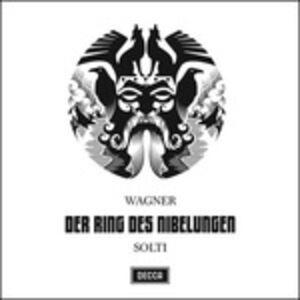 CD L'Anello del Nibelungo (Der Ring des Nibelungen) di Richard Wagner 0