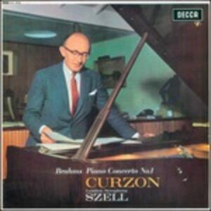Concerto per pianoforte n.1 - Vinile LP di Johannes Brahms,Clifford Curzon,London Symphony Orchestra,George Szell