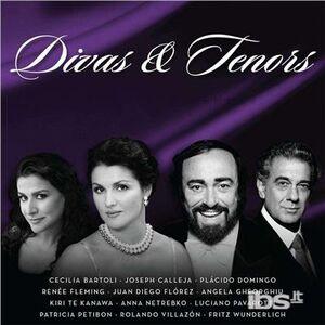 CD Divas & Tenors