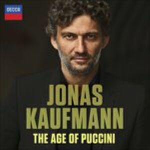 CD The Age of Puccini di Giacomo Puccini