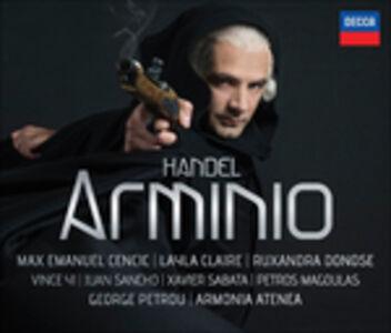 Foto Cover di Arminio, CD di AA.VV prodotto da Decca