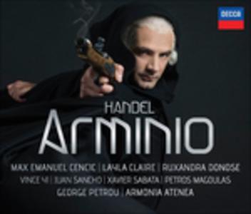 CD Arminio di Georg Friedrich Händel