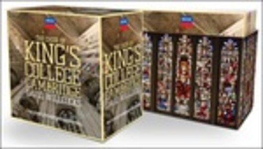 CD The Complete Argo Recordings
