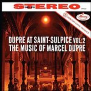 CD Cortège et litanie - Variazioni op.20 - 7 Pezzi per organo op.27