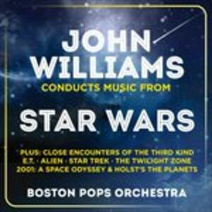 CD Star Wars (Colonna Sonora)
