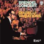 Vinile Variazioni Diabelli Ludwig van Beethoven Alfred Brendel