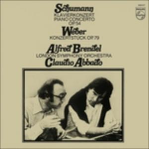 Vinile Concerto per pianoforte / Konzertstück Robert Schumann , Carl Maria Von Weber