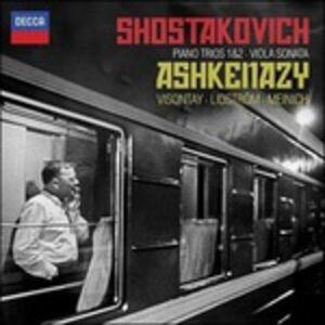 CD Trii con pianoforte n.1, n.2 - Sonata per viola e pianoforte di Dmitri Shostakovich