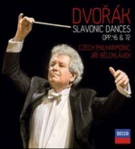 CD Danze slave op.46, op.72 di Antonin Dvorak