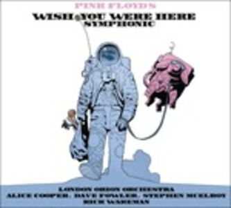 CD Pink Floyd's Wish You Were Here Symphonic