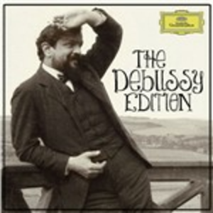 CD The Debussy Edition di Claude Debussy