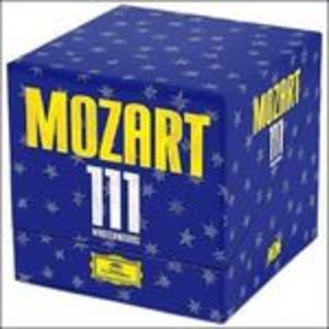 CD Mozart 111 di Wolfgang Amadeus Mozart