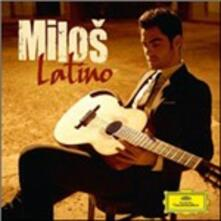 Latino - CD Audio di Milos Karadaglic
