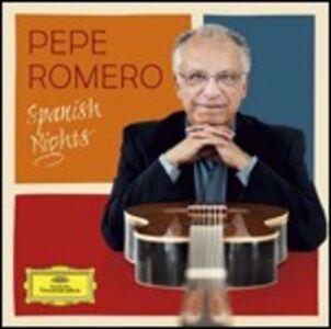 CD Spanish Nights