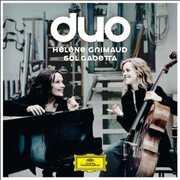 CD Duo Hélène Grimaud Sol Gabetta