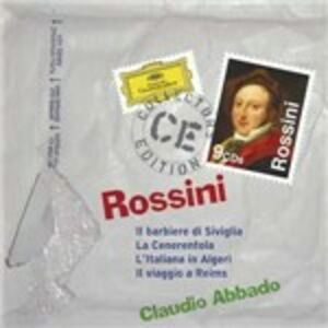 CD Opere e ouvertures di Gioachino Rossini