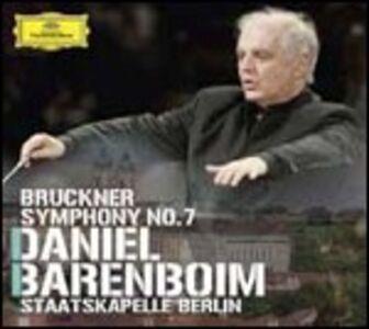 CD Sinfonia n.7 di Anton Bruckner