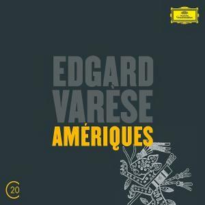 CD Ameriques - Ionisation - Deserts - Arcana di Edgar Varèse