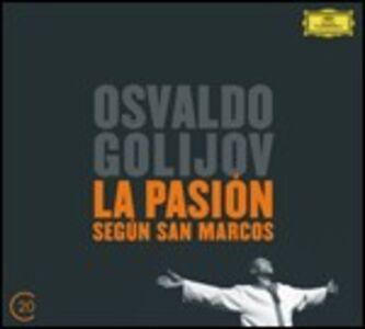 CD La Pasion segun San Marcos di Osvaldo Golijov