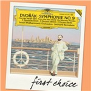 CD Sinfonia n.9 - Danze slave di Antonin Dvorak