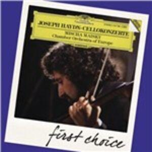CD Concerti per violoncello n.1, n.3 di Franz Joseph Haydn