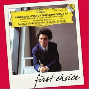 CD Concerti per pianoforte n.1, n.4 di Sergei Sergeevic Prokofiev
