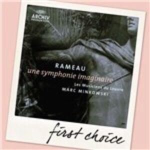 CD Une Symphonie Imaginaire di Jean-Philippe Rameau