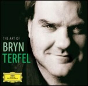 CD The Art of Bryn Terfel