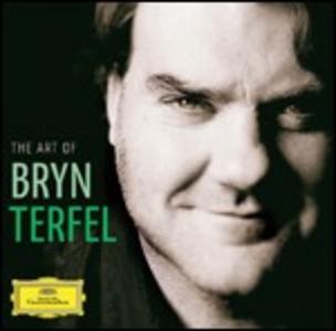CD The Art of Bryn Terfel