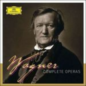 CD Opere complete di Richard Wagner