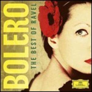 CD Bolero. The Best of Ravel di Maurice Ravel