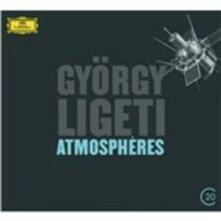 Atmospheres - CD Audio di György Ligeti